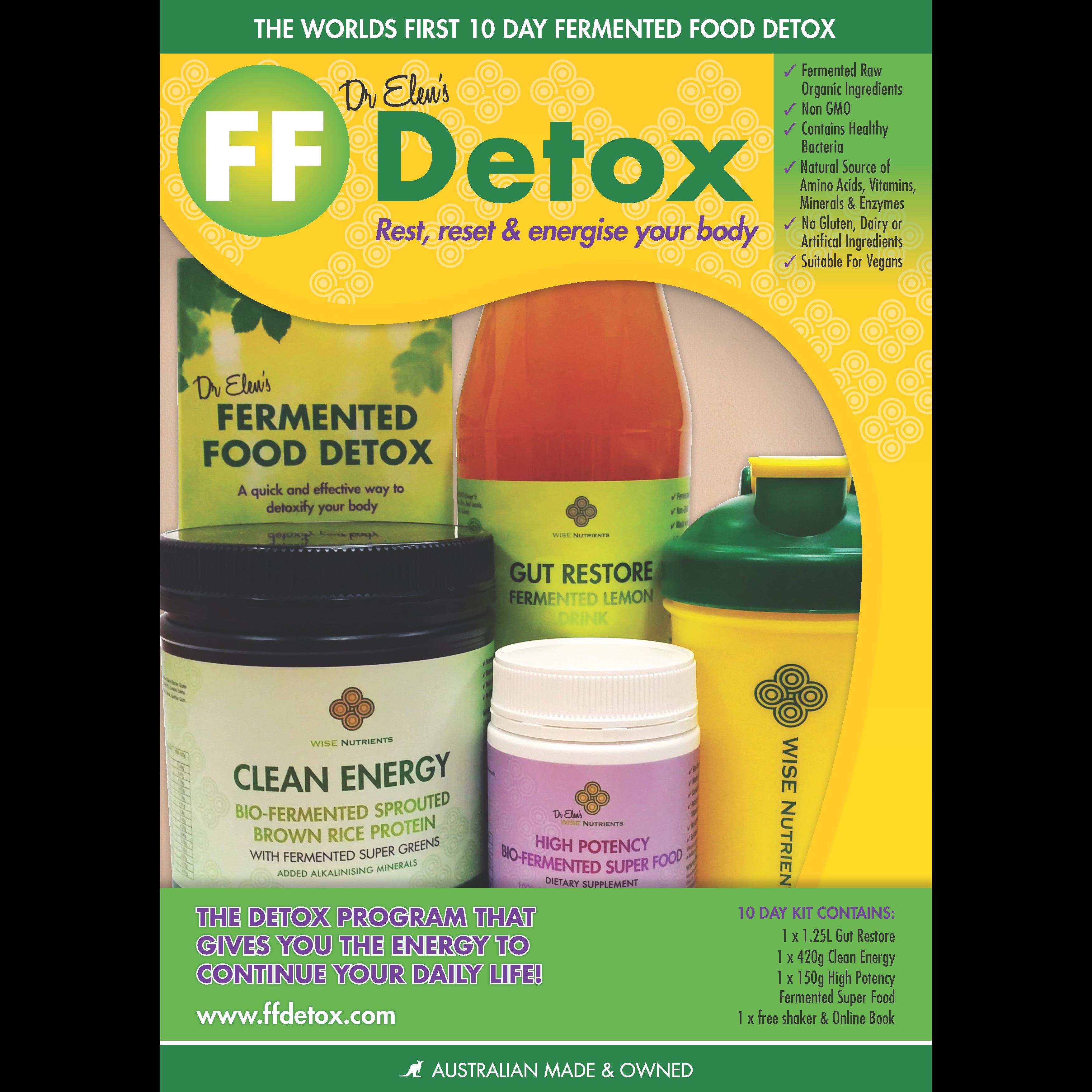 FFDetox Complete Kit
