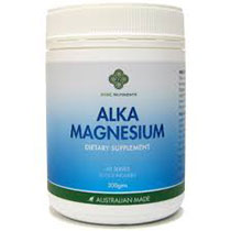 alka magnesium bottle