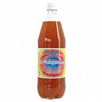 Grainfields Lemon & Ginger 2ltr bottle