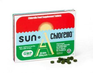 Sun Chlorella 300tablets (200mg each)